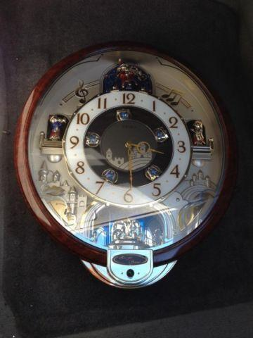 Seiko Melodies In Motion Wall Clock For Sale In Seattle
