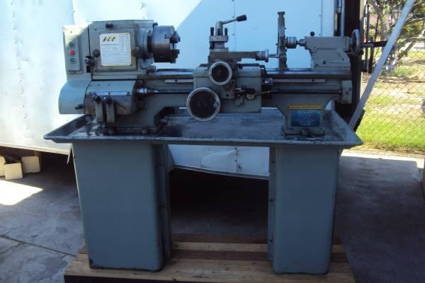 Select Machine Tool Supply Co Model 1023b Lathe For