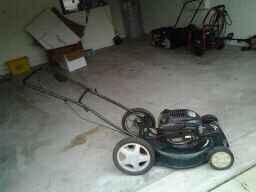 self propelled mower - $40 (lakeland)
