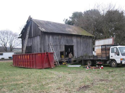 Sell Barn Siding Hand Hewn Beams Slate Lumber Metal
