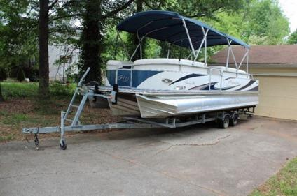 ??Sell -2009 Manitou Ospry Pro Tri Hull V-Toon SHP -