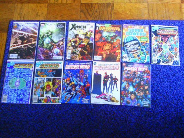 Selling Comic Books for
