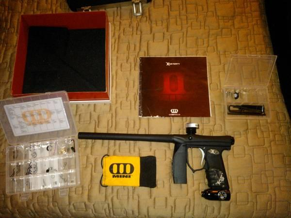 Selling Invert Mini V3 Paintball Gun with Parts kit - $250
