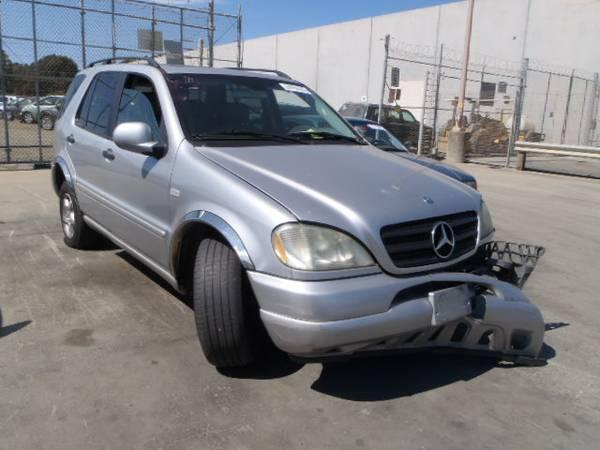 selling parts for a 2001 mercedes benz ml320 for sale in