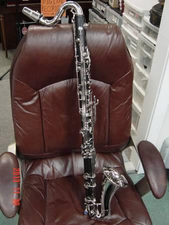 selmer paris bass clarinet low eb 63 for sale in american canyon california classified. Black Bedroom Furniture Sets. Home Design Ideas