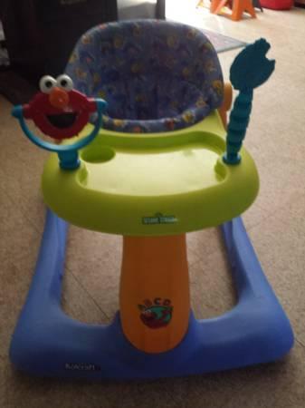 Sesame Street walker - $10