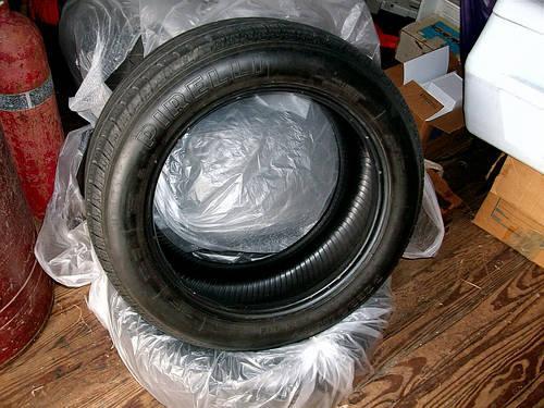 set of 4 pirelli p zero nero p235 55 zr17 tires for sale in danburg georgia classified. Black Bedroom Furniture Sets. Home Design Ideas
