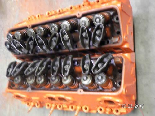 Set Of Small Block 350 400 Chevy Heads 1970 Thru 1980 For Sale In Belleville Illinois Classified Americanlisted Com