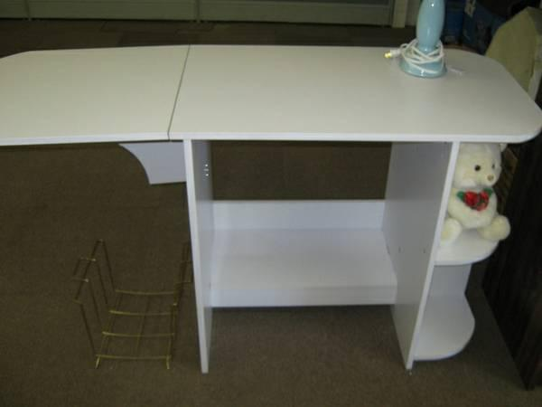 Several Desks Available White Drop Leaf, Vintage Executive, Modern