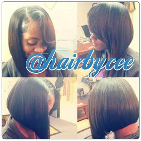 Sew Ins Quick Weaves Braids Lashes Text Cee Now In Archers