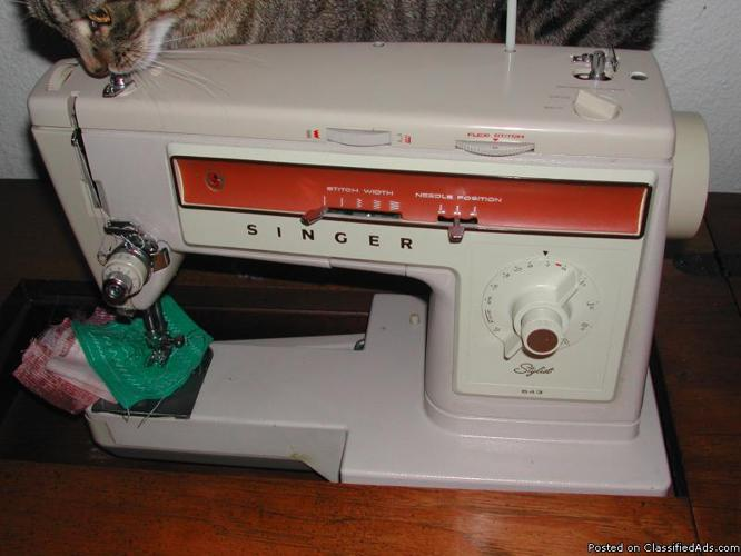 used sewing machine cabinet for sale