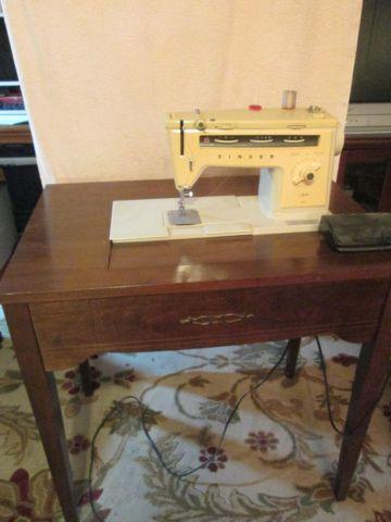 singer sewing machine 534
