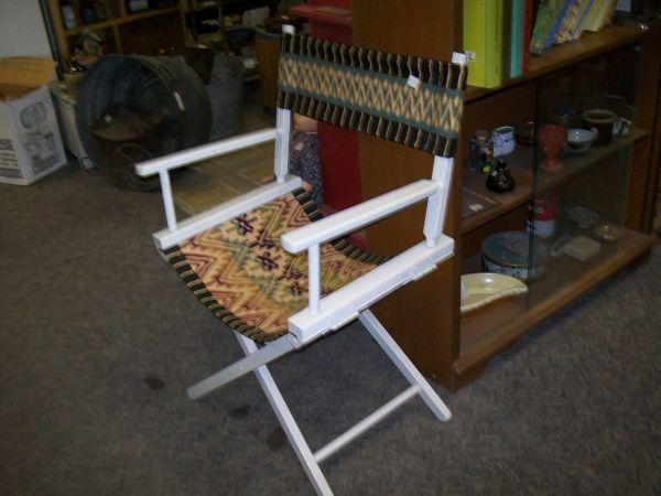 Shabby Chic Directors Chair Selah For Sale In Yakima