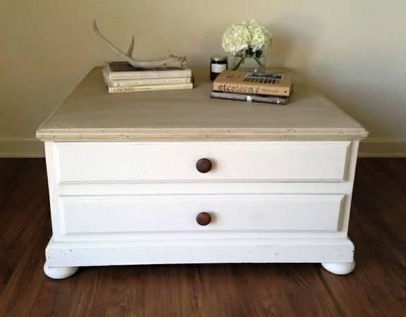 Shabby Chic Rustic Coffee Table For Sale In Camarillo California Classified