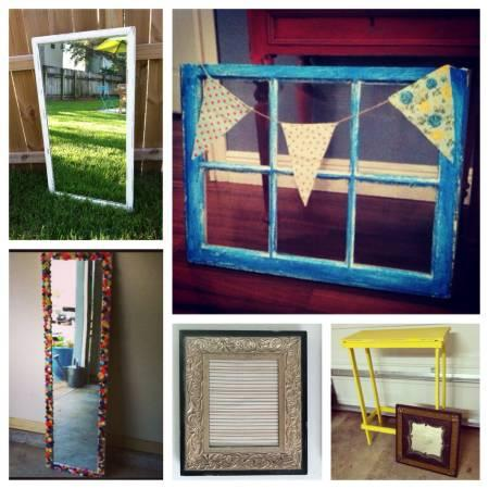 **SHABBY VINTAGE DECOR/FURNITURE**