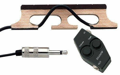 Shadow SHA-930 Banjo Bridge Pickup Sound Control Unit