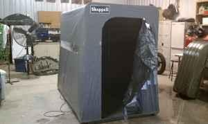 Shappell Ice Shelter - $150 (Roca)