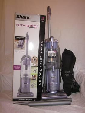 Shark Vacuum Models >> SHARK NAVIGATOR UPRIGHT VACUUM CLEANER NEW IN BOX W TOOLS ...