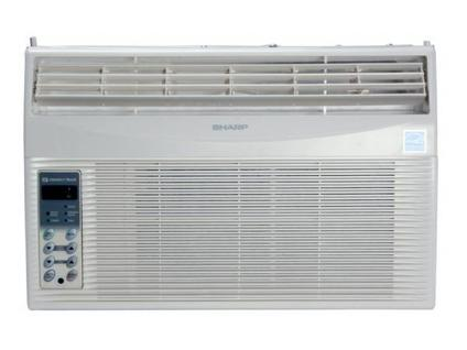 SHARP AF-S85MX 8000 BTU Window A/C New With Remote