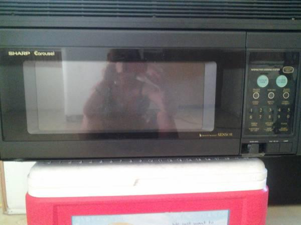 Sharp Carousel Above The Range Microwave For In Lakeland