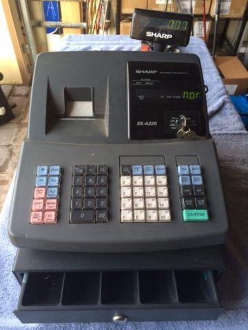 Sharp XE A22S Cash Register for Sale in Davie, Florida ...