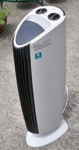 Sharper Image Ionic Breeze Gp S1730 Air Purifier Germicidal For Sale
