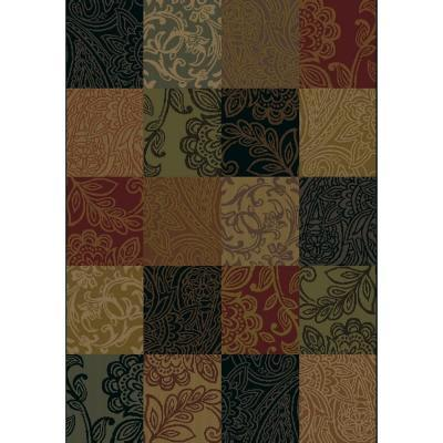 Shaw Living Kalila Multi 5 ft. 3 in. x 7 ft. 10 in.