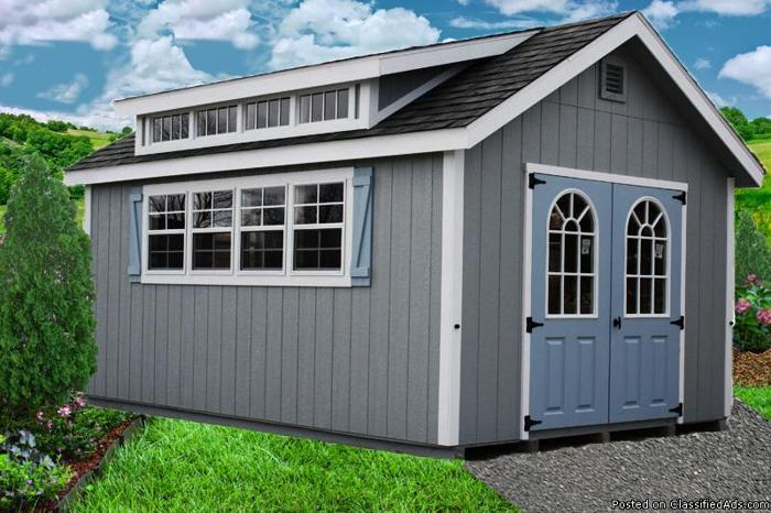 Sheds & Garages For Sale for Sale in Booneville, Pennsylvania ...