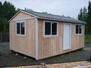 SHEDS. SHED, CABINS, GARAGES, GREEN HOUSES (ancorage)