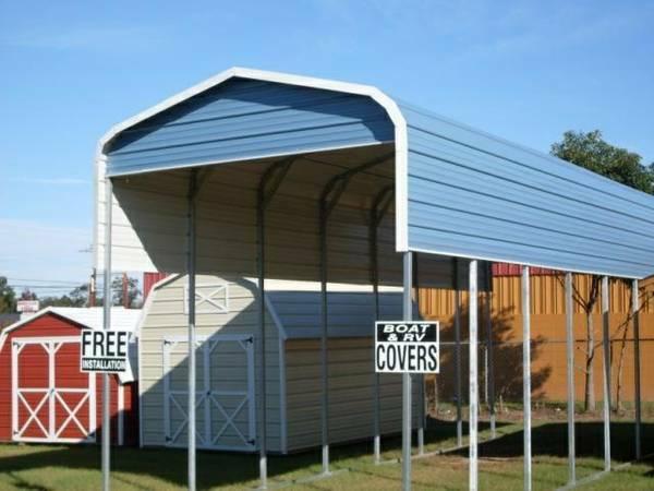 Sheds Workshops Barns Rv Boat Car Ports And More For
