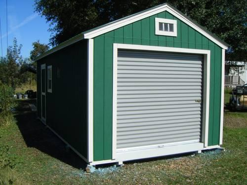 Sheds custom built wooden all sizes 7yrs exp on for Garden sheds built on site