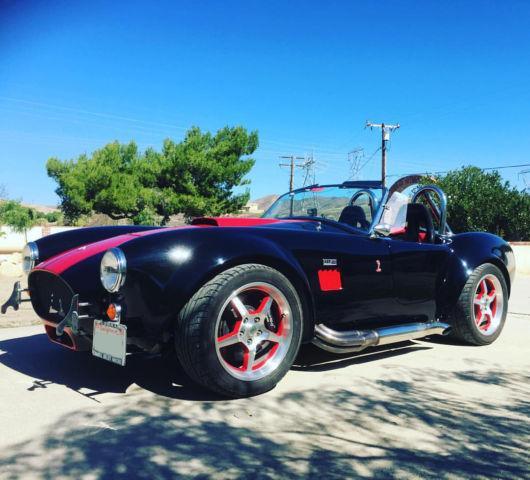shelby cobra replica 1965 ffr for sale in santa clarita california