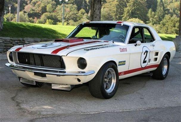 Shelby Mustang Price On Request