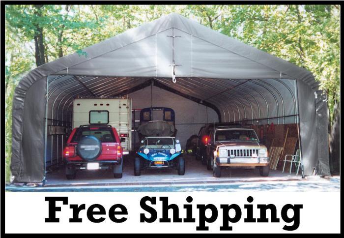 Shelter Logic Portable 3 Car Garage for Sale in Snohomish ...