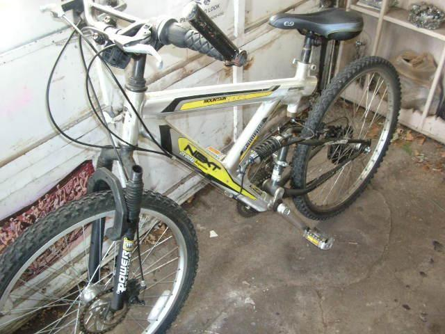 SHIMANO ALUMINUM MOUNTAIN BIKE 21 SPEED (RIDGE) MODEL