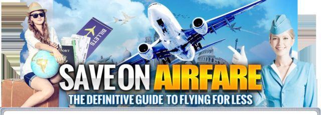 shocking secret to flying at a bargain!
