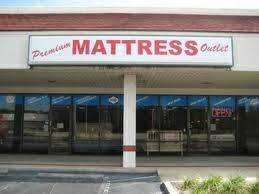 SHOP A REAL MATTRESS OUTLET STORE AND NOT A STORAGE