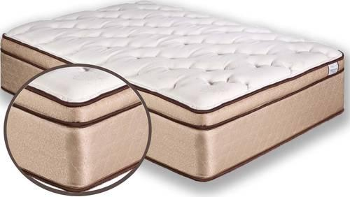 Short Queen Rv Mattress Two Sided Pillow Top Free