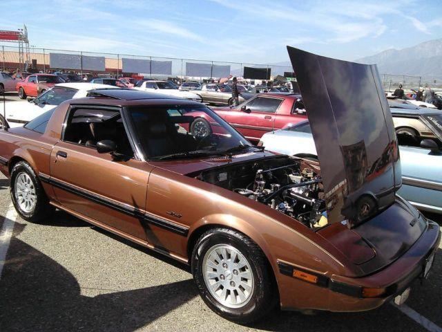 New Cars Under 15K >> Show Winner 1984 Mazda RX7 GSL-SE w/lots of Extras Super ...