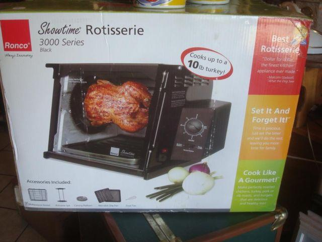 Showtime Rotisserie Oven New For Sale In Saint Cloud