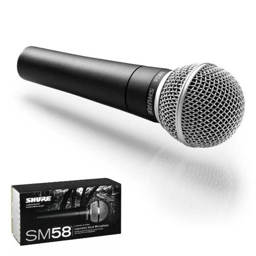 Dynamic Microphone Make : shure sm58 dynamic vocal microphone new authentic make offer sm58lc mic sm58 for sale in miami ~ Hamham.info Haus und Dekorationen
