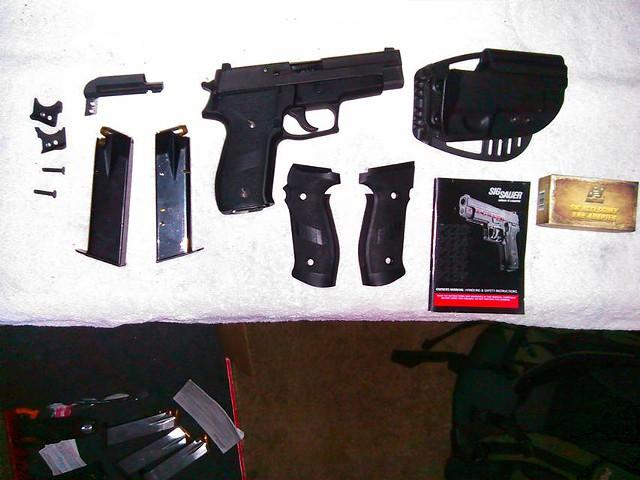 sig sauer p226 40 cal 357 sig for sale in tucson arizona