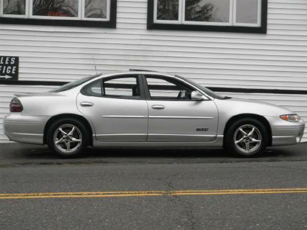 Marvelous Silver 2003 Pontiac Grand Prix Gtp Dealer Bridgeport Door Handles Collection Olytizonderlifede