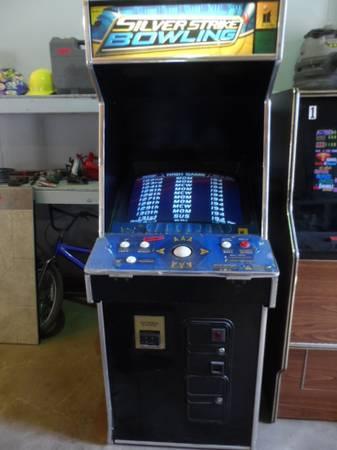SilverStrike Bowling Arcade Game - $250