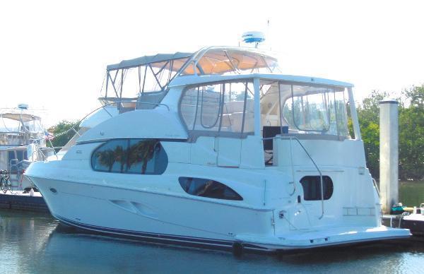 Silverton 43 Motor Yacht For Sale In Dania Florida