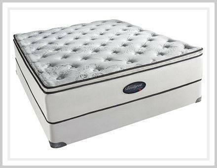 SIMMONS BEAUTYREST MATTRESS 75% OFF BLOWOUT SALE