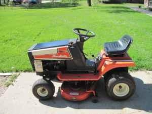 Simplicity 4212 Lawn Mower Holland Northside For Sale