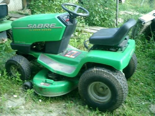 Simplicity Regent Lawn Tractor 38