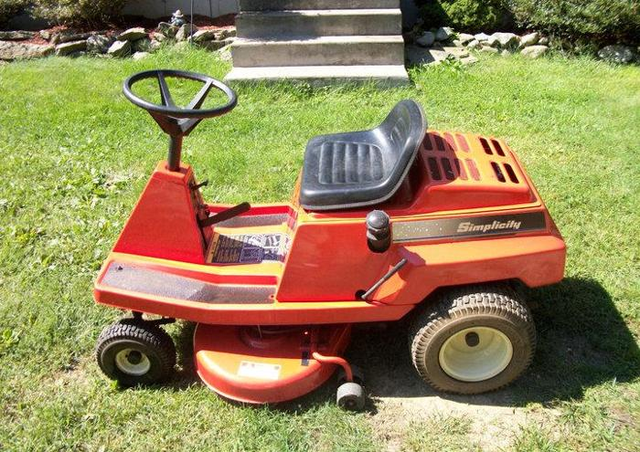 simplicity pacer mower Classifieds - Buy & Sell simplicity pacer ...