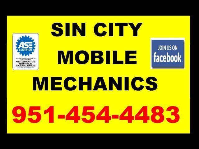 Sin City Mobile Mechanics Mobile Auto Rv Amp Boat Repair